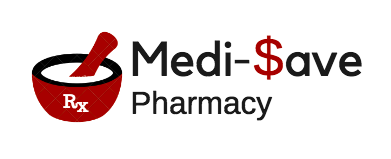 Medi Save Pharmacy logo.