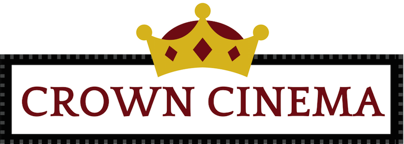 Crown Cinema logo.